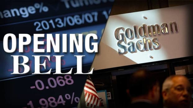 U.S. Stocks Open Higher; Goldman Sachs Slashes S&P Earnings Forecast