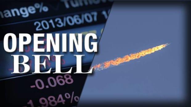 U.S. Stocks Open Lower as Russian Jet Is Downed in Turkey