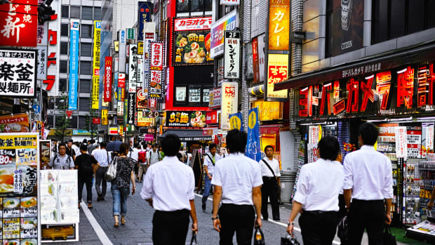 Japanese Economy Stages First-Quarter Rebound