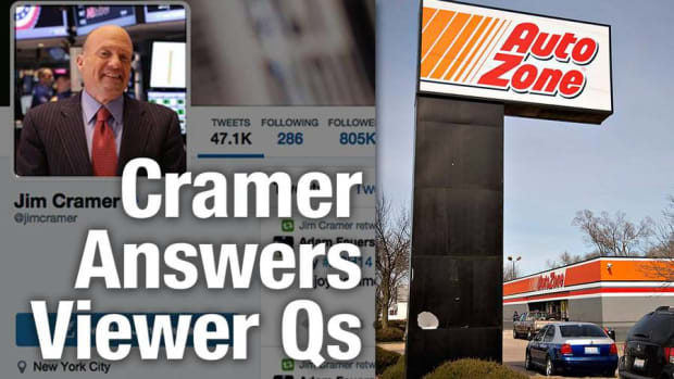 Jim Cramer Likes AutoZone, Kraft Heinz, Avoids Housing Stocks