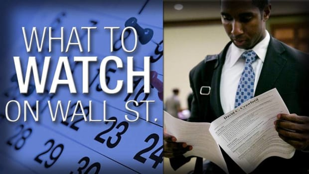 What to Watch Friday: Jobs Report, Consumer Credit, Cigna Earnings
