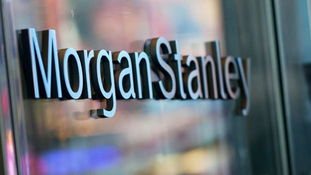 Morgan Stanley's CFO Leaves for Google; U.S. Markets Open Mixed