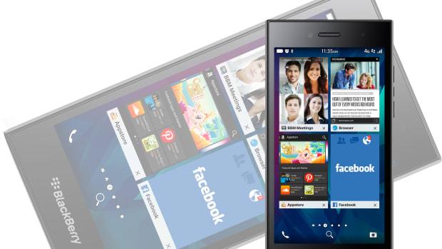 BlackBerry Breaks Even as Revenue From Software Grows