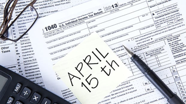 5 Things to Do Now to Avoid Freaking Out About Taxes in April