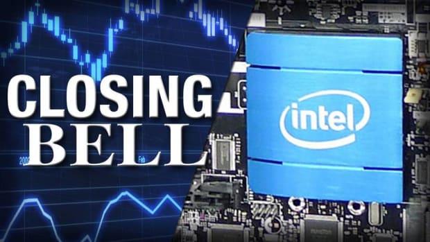 Intel Slides on QLogic Warning; Stocks Finish Far From Highs