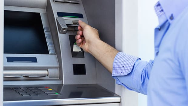 ATM Fees Increase For 10th Consecutive Year