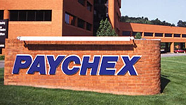 Jim Cramer on What to Expect When Paychex Reports Q3 Results Wednesday