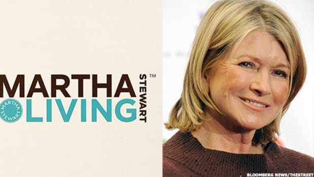 Why We're Holding on to Martha Stewart with an Eye to a Better Price