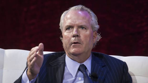 JPMorgan Investment Banking Legend Jimmy Lee Dies at 62