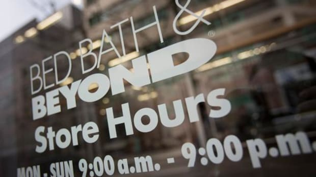 Must-See Charts: Why Bed Bath & Beyond May Be Volatile After Earnings