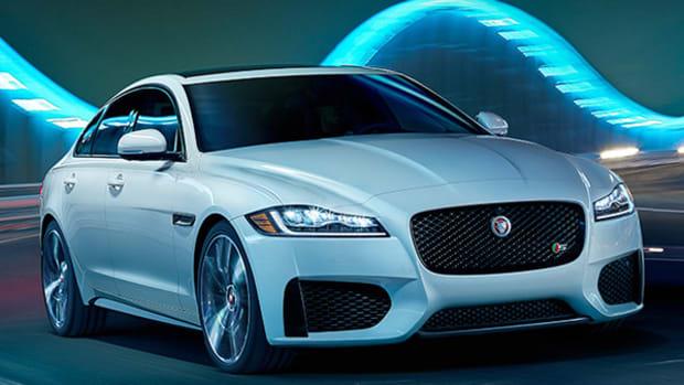 Jaguar XF: The All-New Midsize Luxury Sedan Alternative