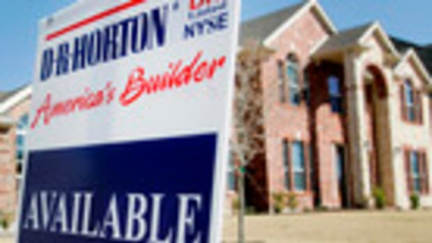 Buy Shares of D.R. Horton, Following Release of Strong Earnings
