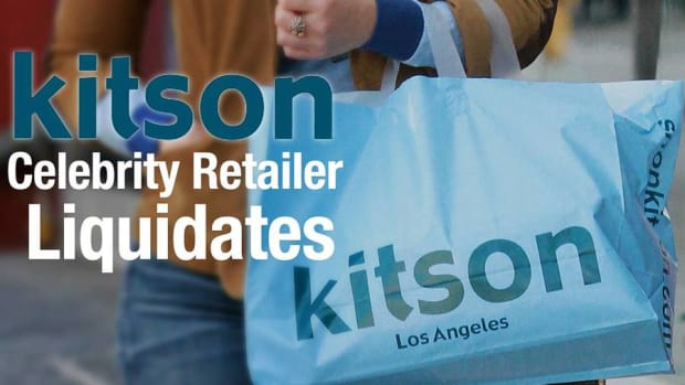 Celebrity Retailer Kitson Liquidates as Vendors Weigh Options