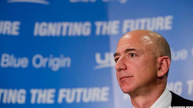Amazon.com Stock Is Headed for a Huge Selloff, This One Chart Shows