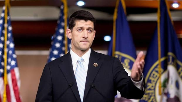 Paul Ryan Gets the Republican Vote for House Speaker Role