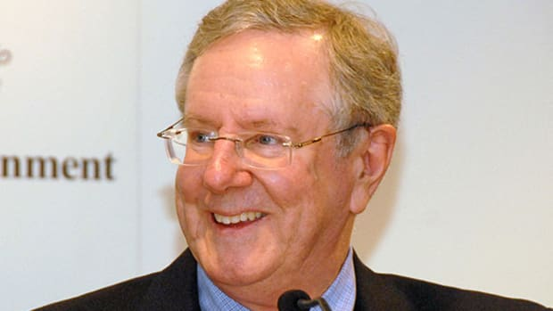 Steve Forbes Says Republican Tax Cut Hinges on 'Instinct of Self Preservation'