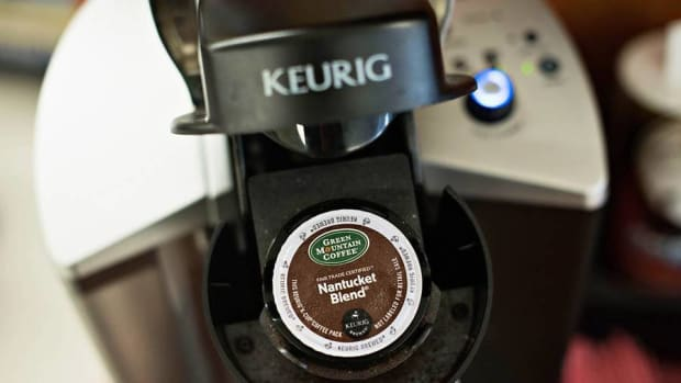 Keurig Green Mountain Shares Percolate Following $13.9B Deal