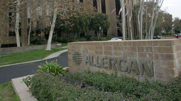 Allergan Beats Estimates, Company to Update Guidance Next Quarter