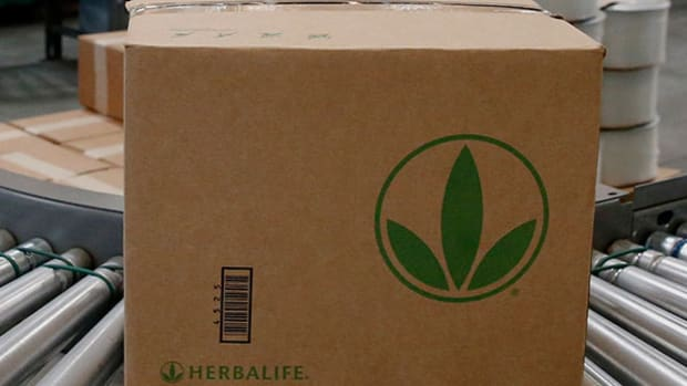 Herbalife Stock Spikes Following $600 Million Share Repurchase Announcement