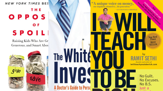 How to Save Money and Invest More: 10 Best Books