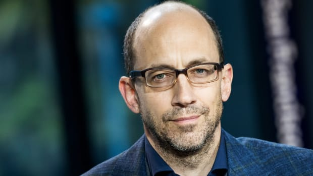 Twitter Rises as CEO Dick Costolo Steps Down, Jack Dorsey Takes Over