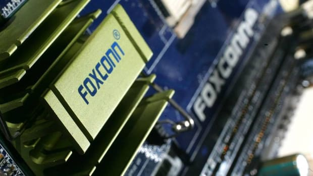 Foxconn Technology Plans $1B Investment in India Startups