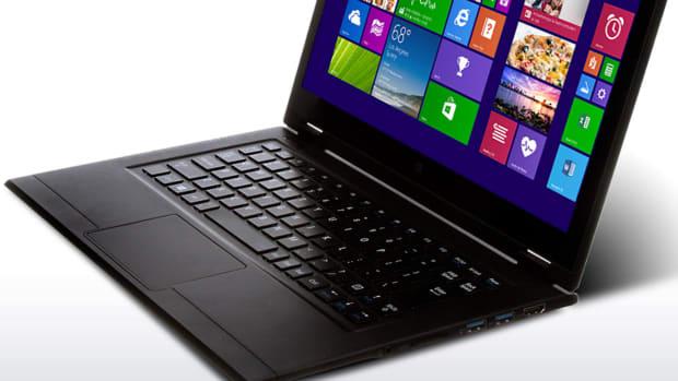 Lenovo LaVie Z 360 Review: A Lightweight, Powerful, Slightly Flawed Jewel