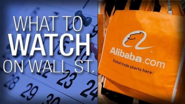 What to Watch in the Week Ahead: Alibaba Earnings, Retail Sales