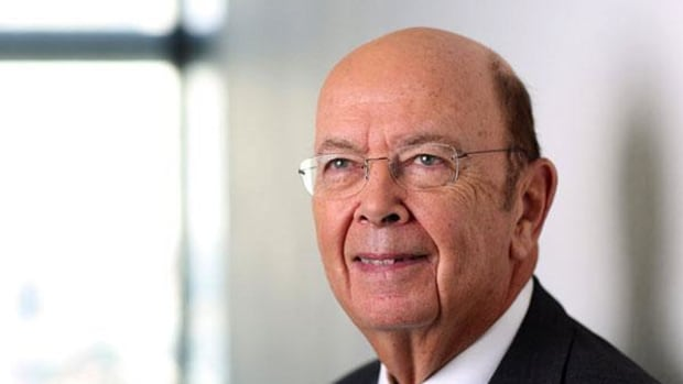 Private Equity Billionaire Wilbur L. Ross: Man 'Over Board'?
