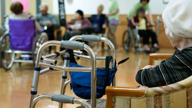 There's a Trick for Seniors Counting on Medicaid for Long-Term Care