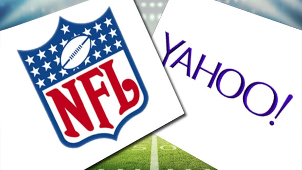 NFL Games Are Finally Streaming on Yahoo! But Can This Model Work?