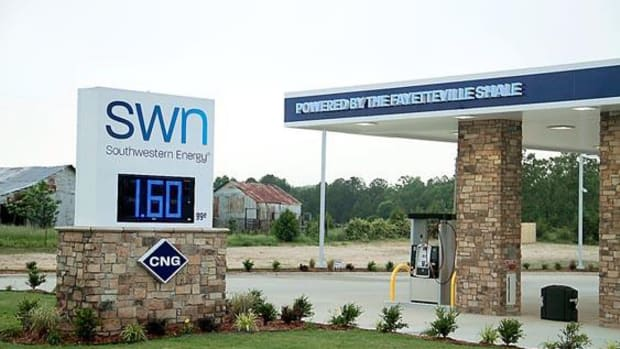 Southwestern May Set Tone for Gas Players Like Chesapeake Energy