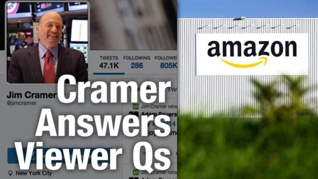 Jim Cramer Expects a Santa Claus Rally for Amazon, Google