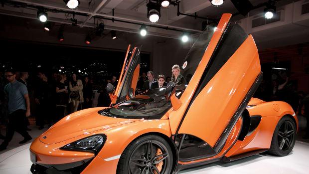 A $200,000 Hybrid McLaren Is Coming?