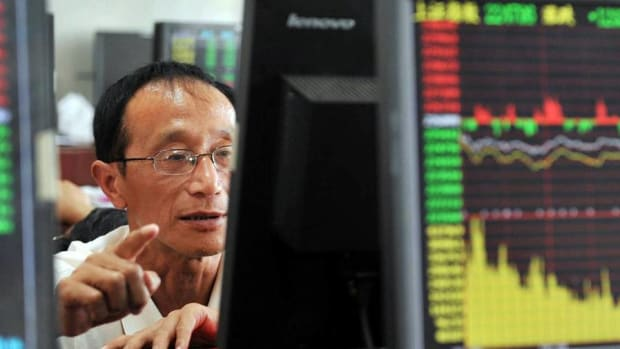 Chinese Government Lowers Interest Rates to Prop Up Stock Market