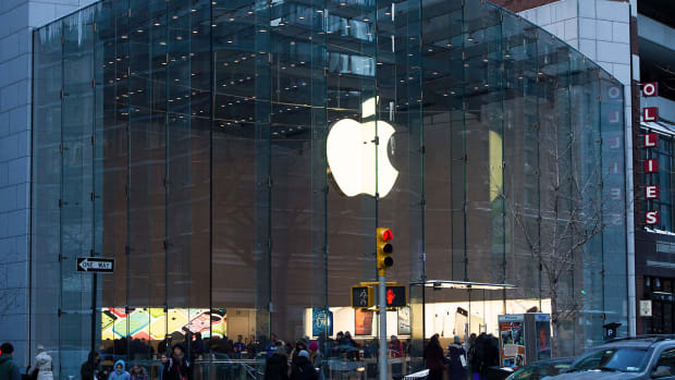 Apple (AAPL) Stock Rises on Education-Technology Startup Deal