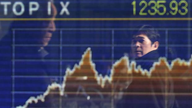 Asian Stocks Rise; Oil Groups Gain on Surprise OPEC Accord