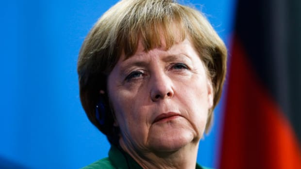 A Greek Default Would Discredit German Chancellor Angela Merkel