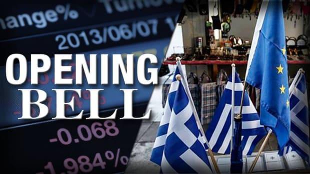 U.S. Stocks Open Lower as Greece Rejects Austerity Programs