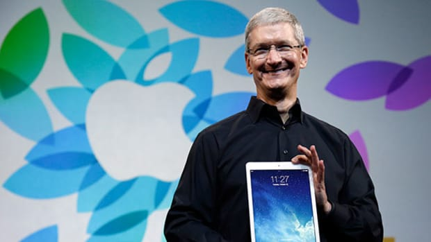 Apple Has Discovered a Secret Pool of People That Really Want to Use iPads