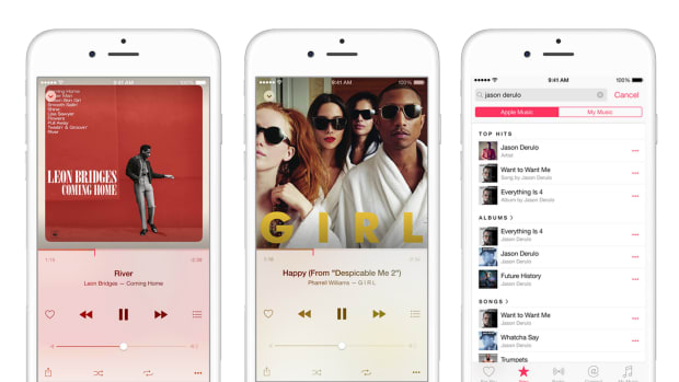 Apple Is Pretty Much Copying Spotify With This New Music Feature