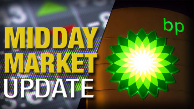 BP Settles With Transocean, Halliburton; Crude Oil Tops $60