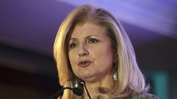 Arianna Huffington to Step Down from the Huffington Post