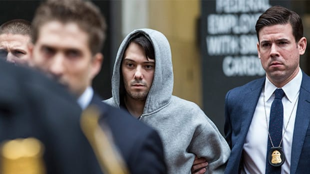 Martin Shkreli Kicked Off Twitter for Harassing Female Journalists Like Me