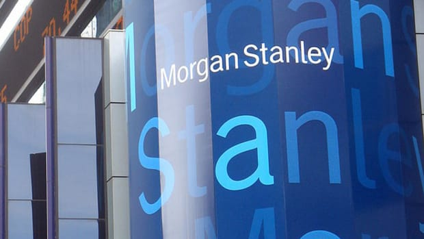 Morgan Stanley Aims for More Share Price Growth with Earnings Report