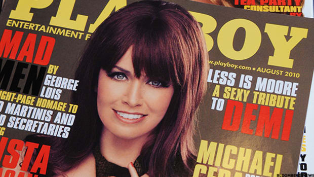 Playboy Is Done Displaying Nude Photos - Will You Still Read It?
