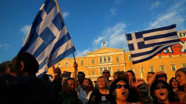 Greece in Campaign Mode as it Readies for Sunday Referendum