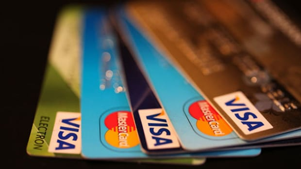 Get Ready to Buy the Visa and MasterCard Breakouts -- Here's Why