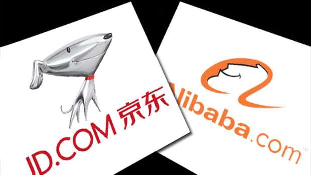Alibaba, JD.Com Battle Over Selling U.S. Brands in China