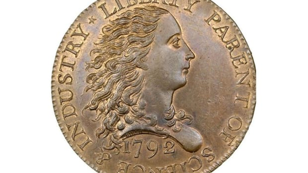 A Penny for Your Bank Account: Rare Coins to Fetch Millions at Auction